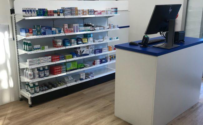 Gap Rd pharmacy inside 2