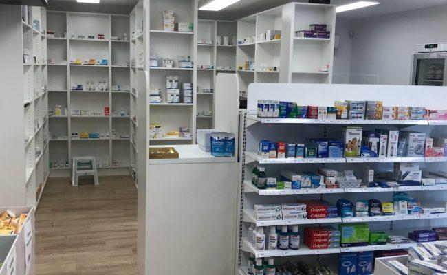 Gap Rd pharmacy inside 4